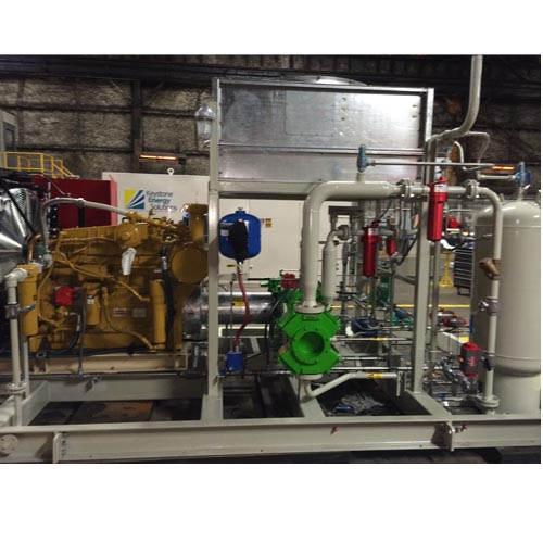 Cobey CO-6229 CNG Compressor Package