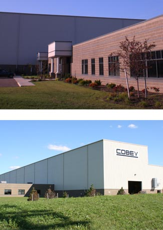 Cobey office and Manufacturing facility