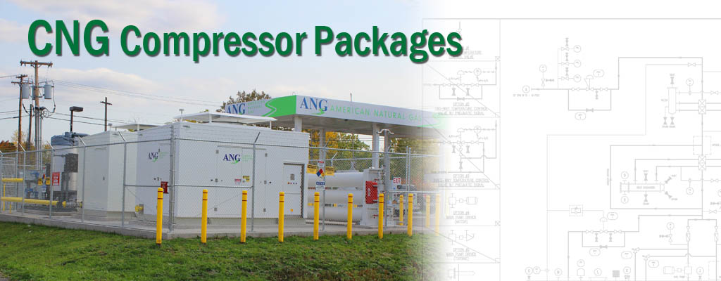 Cobey CNG Compressor Packages