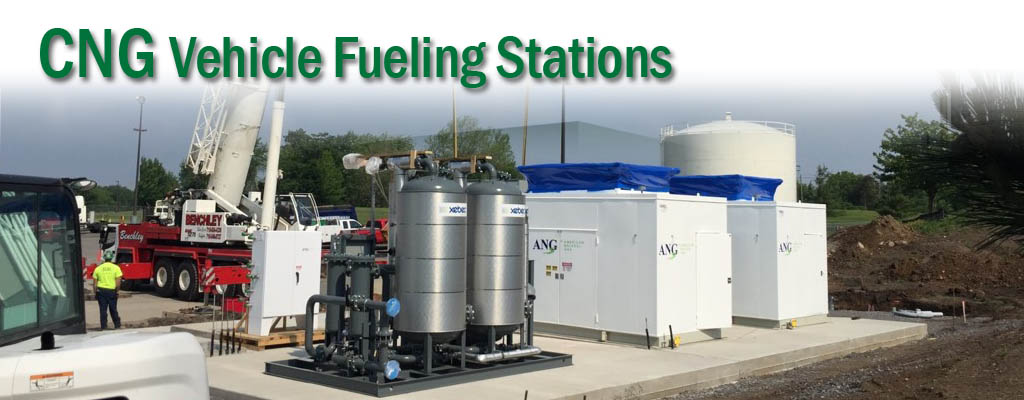 Cobey CNG Vehicle Fueling Stations