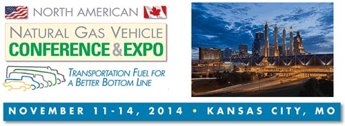 NGV America Conference and Expo 2014 - Cobey Energy
